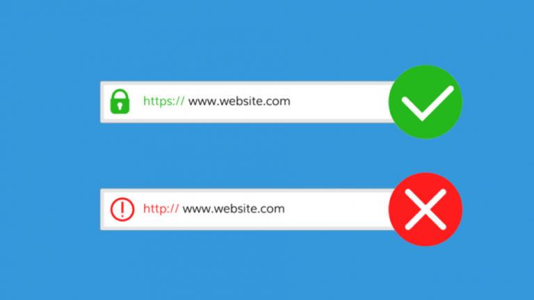 Small business website   SSL Certificate