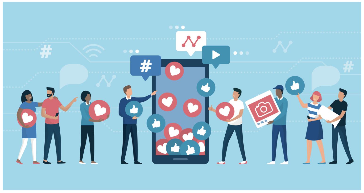 Social Media Advertising with Maven